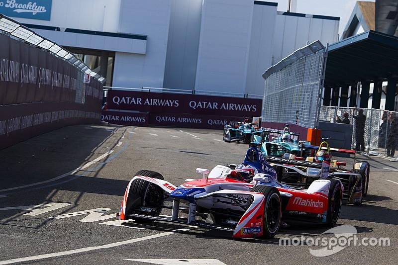 Mahindra verrast met Rosenqvist, Wehrlein neemt na Riyad over