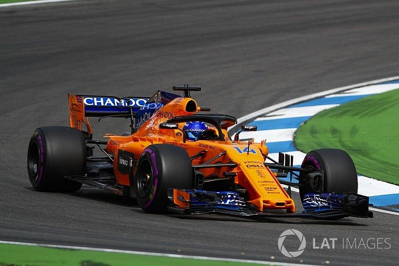 Alonso diz que 70% do trabalho da McLaren está em 2019