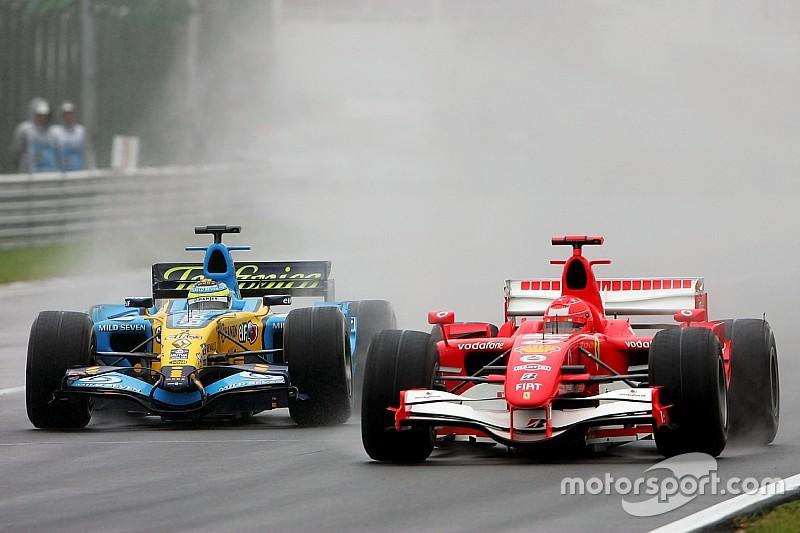 Fisichella: Schumacher F1 tarihini yeniden yazdı