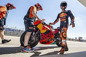 """""""Angry"""" Espargaro a doubt for Misano return"""