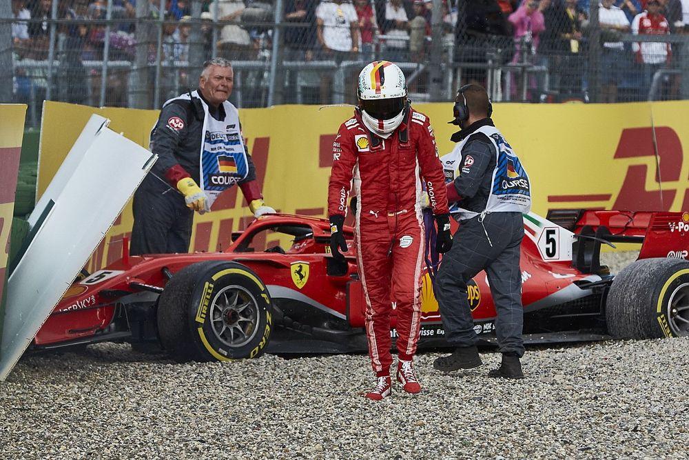 Vettel: Nem változtatnék semmin a ferraris korszakomból