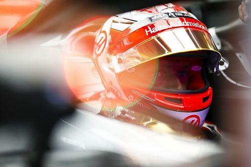 Magnussen, Haas'ın en iyi sıralama performansını sergiledi