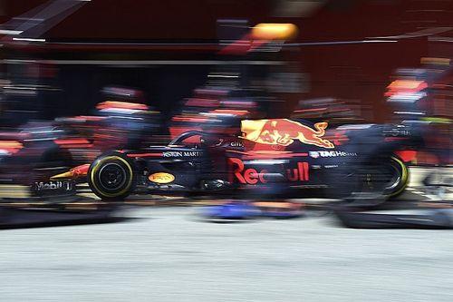 """Red Bull fixe son cap : être à 0""""3 de Mercedes et Ferrari"""