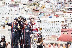Los ganadores históricos del Rally de México