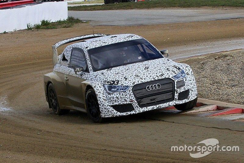 Audi S1 EKS: Das ist Ekströms neuer WRX-Renner!