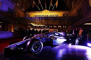 El glamour inunda los Autosport Awards 2017