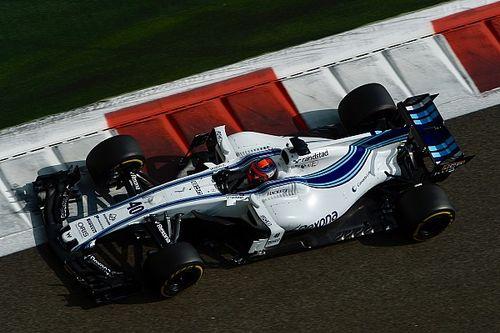 """Williams: """"Snelheid Kubica nog niet geanalyseerd"""""""