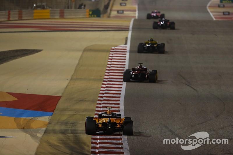 Une troisième zone DRS ajoutée pour le GP de Bahreïn