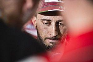 Ducati aún no le ha hecho una oferta formal a Dovizioso