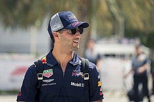 ريكاردو: أرغب بمنافسة شرسة كي أحظى ببعض المتعة في سباق البحرين