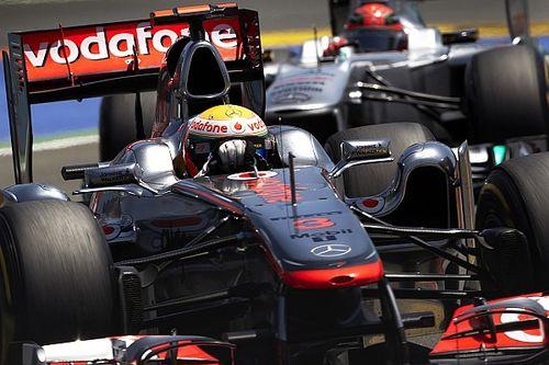 Jordan explica por qué cree que Hamilton ha superado a Schumacher