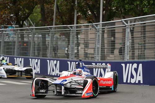 "Lack of Paris pace ""track related"" - Rosenqvist"