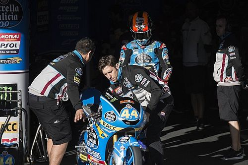 Canet dovrà partire ultimo a Le Mans. Penalizzato anche Marini in Moto2