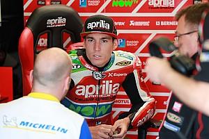MotoGP Motorsport.com hírek Espargaro további két évre írt alá az Apriliával