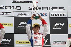 角田欧州F3テストに参加。ホンダ×レッドブル、ドライバー育成の第一歩に?