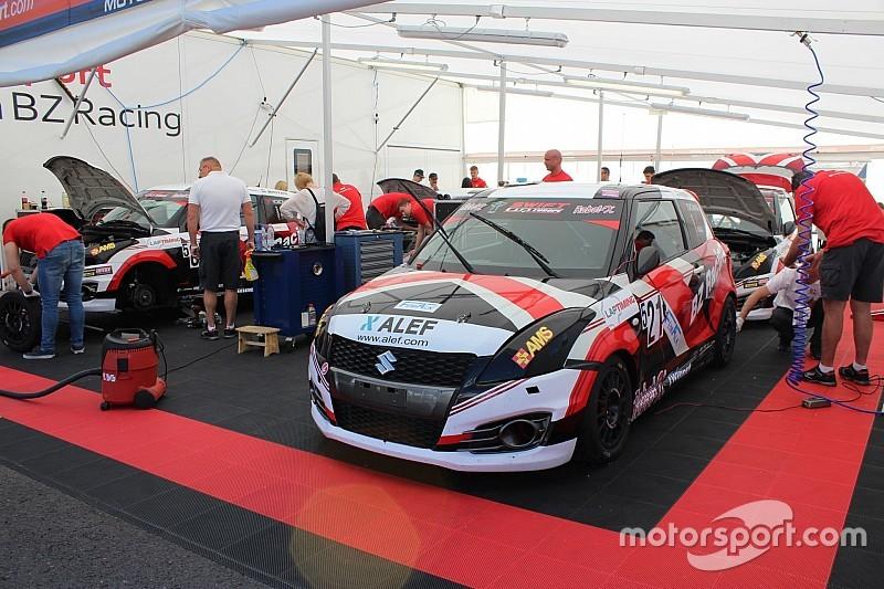 BZ Racing: két serleg és tapasztalatgyűjtés a szezonnyitón