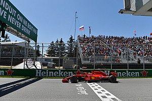 Гран При Канады: стартовая решетка в картинках