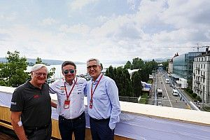 """Alejandro Agag : """"L'ePrix de Zurich a été vraiment le top !"""""""