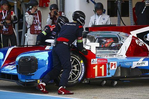 Elsőre nyugtalanító volt Button számára Le Mansban körözni