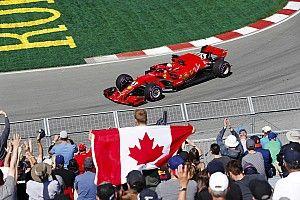 Wegen trödelnder Mechaniker: Vettel in Montreal nicht in Form