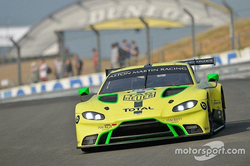 La Compensación de Rendimiento favorece a Aston Martin antes de Le Mans