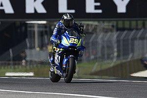 MotoGP Italia: Iannone puncaki warm-up, Rossi ketujuh