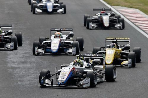 Ахмед выиграл вторую гонку евро Ф3 подряд, Шварцман сошел