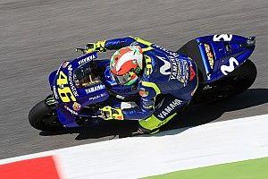 MotoGP Barcelona: İlk seansta Rossi lider