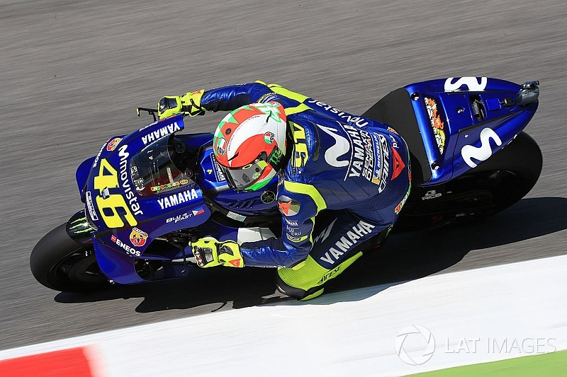 Mugello MotoGP: Starting grid in pictures
