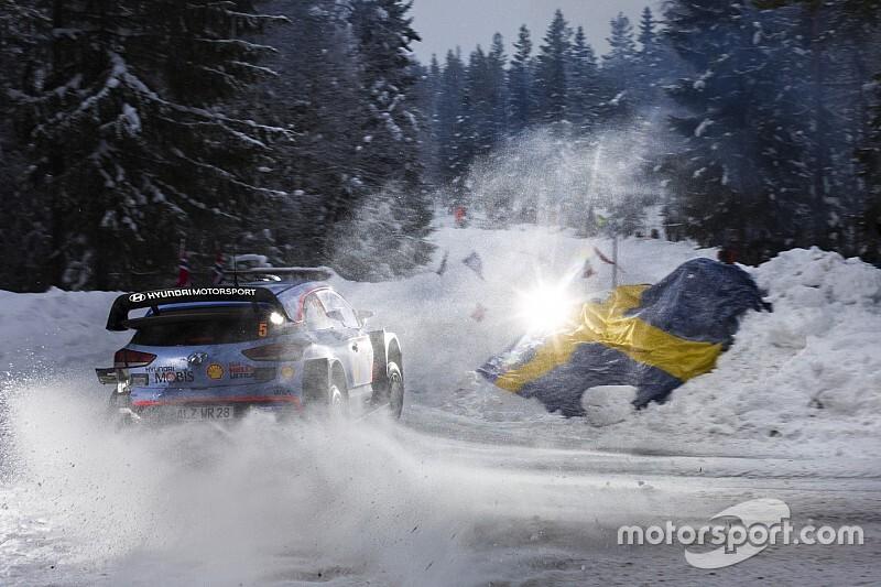 WRC przeprowadzi się na północ?