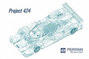 Le Mans News LMP1-Perrinn: Jetzt soll er elektrisch in Le Mans fahren