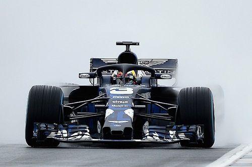 Le shakedown de Red Bull perturbé par un crash