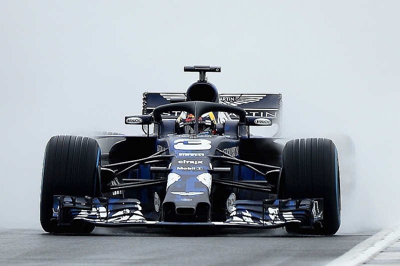 Red Bull testing plans unaffected despite RB14 crash