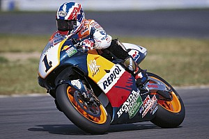Diaporama - Toutes les Honda aux couleurs Repsol en 500cc/MotoGP