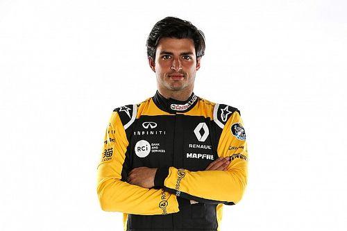 Sainz destaca crescimento acelerado da Renault
