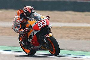 """Honda dominiert Thailand-Test: Marquez """"bereit für die Saison"""""""