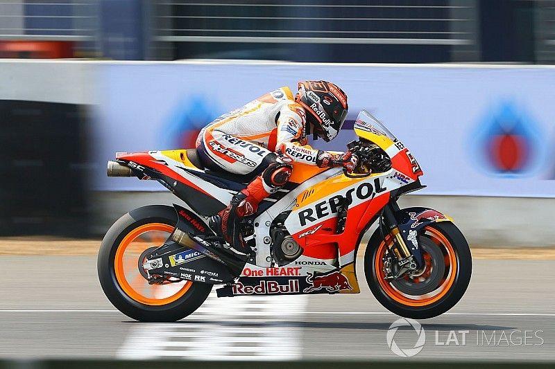 """Márquez: Honda escolheu seguir com motor """"agressivo demais"""""""