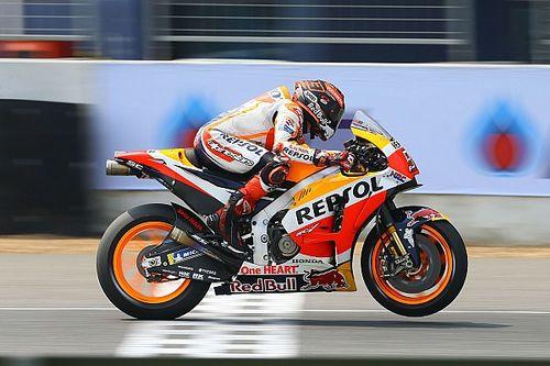 """Marquez: """"No fui a buscar una vuelta rápida"""""""