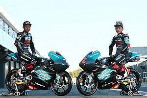 Petronas Sprinta Racing Moto3 pamer livery baru