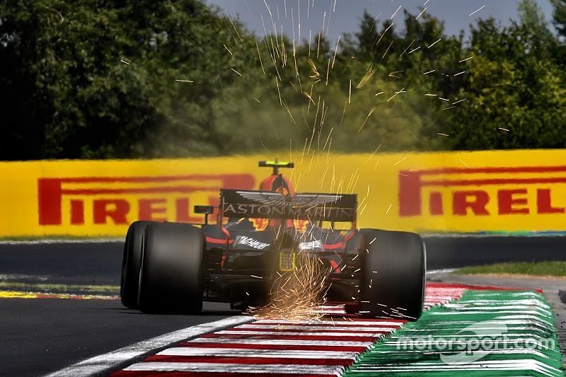 Fotogallery: le prove libere del GP d'Ungheria di Formula 1
