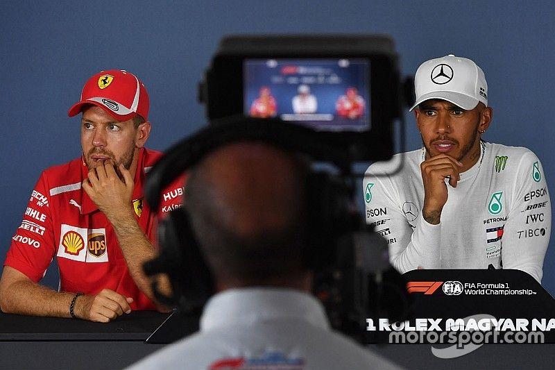 "Coulthard: ""Luta entre Hamilton e Vettel fará história"""