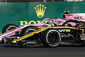 La vente de Force India compromise par l'opposition de trois teams