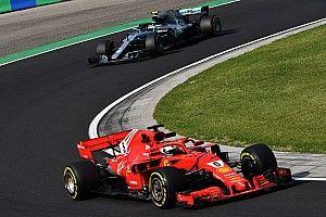 Hungarian GP: Vettel quickest in incident-filled FP3