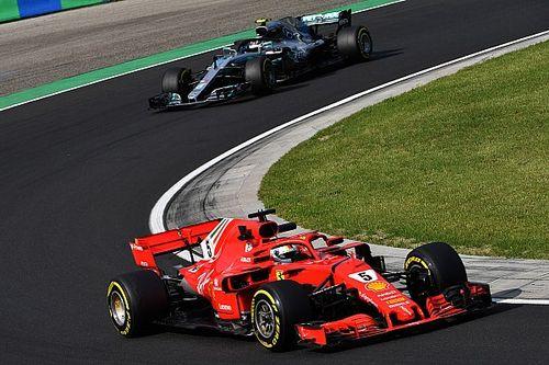 Vettel fue el más rápido antes de clasificar en Hungría