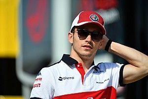 """Charles Leclerc: """"Noch weit weg"""" von Schumacher und Senna"""