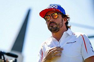 Alonso divide a los equipo en dos, dice Felipe Massa