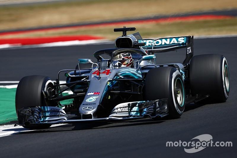 """Mercedes salue """"une remontée exceptionnelle"""" de Hamilton"""
