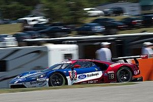 Ford le arrebata la victoria a Corvette en Lime Rock