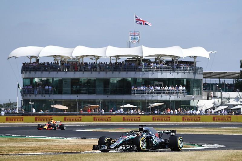 Гран Прі Великої Британії: Хемілтон став гонщиком дня