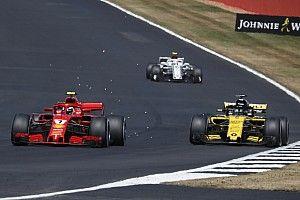 Ganhos de potência da Ferrari impressionam Renault